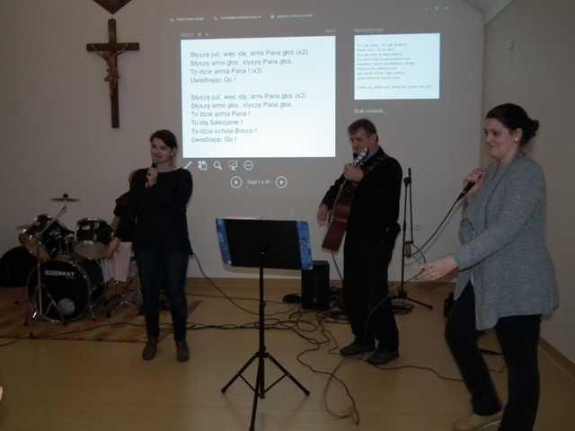 Święta Cecylia patronką muzyki kościelnej