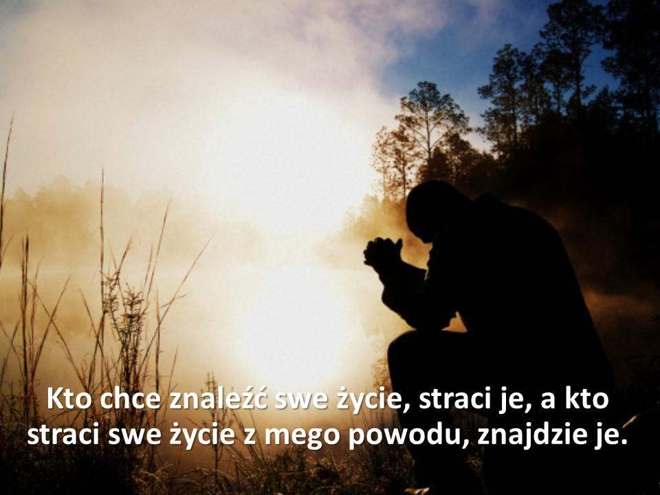 XIII Niedziela Zwykła – 2 lipca 2017 r.