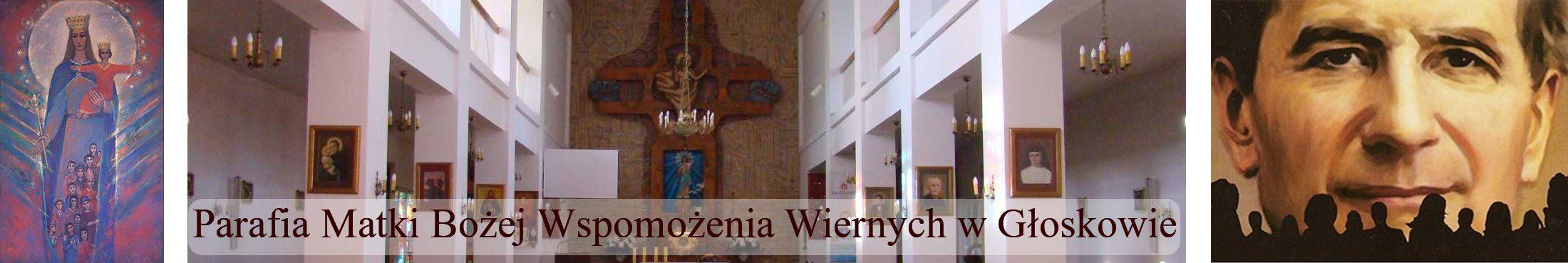 Parafia Matki Bożej Wspomożenia Wiernych w Głoskowie
