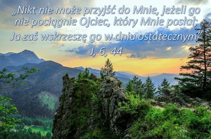 XIX Niedziela Zwykła – 12 sierpnia  2018 r.