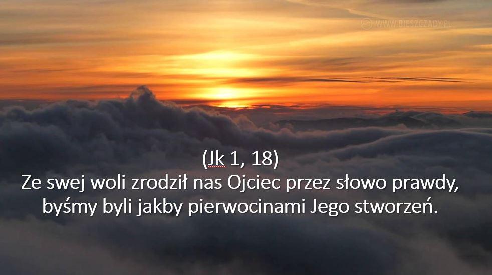XXII Niedziela Zwykła – 2 września  2018 r.