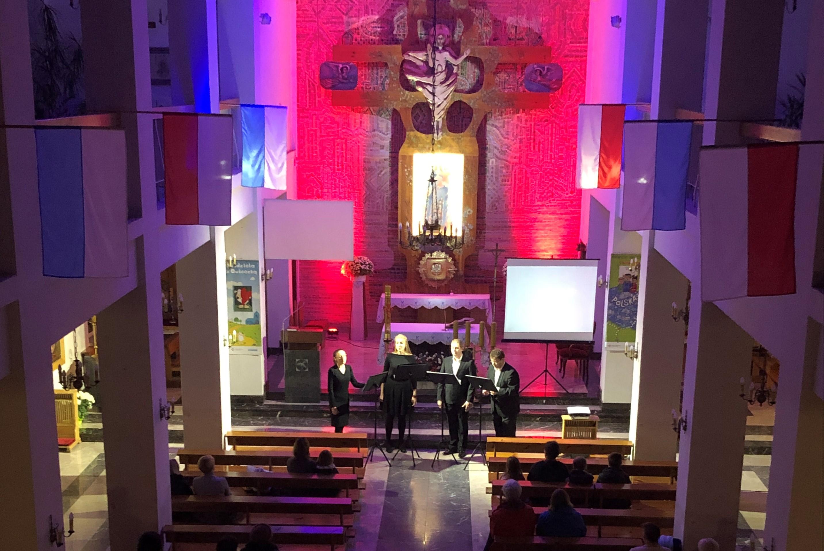 Koncert z okazji 100 rocznicy odzyskania niepodległości