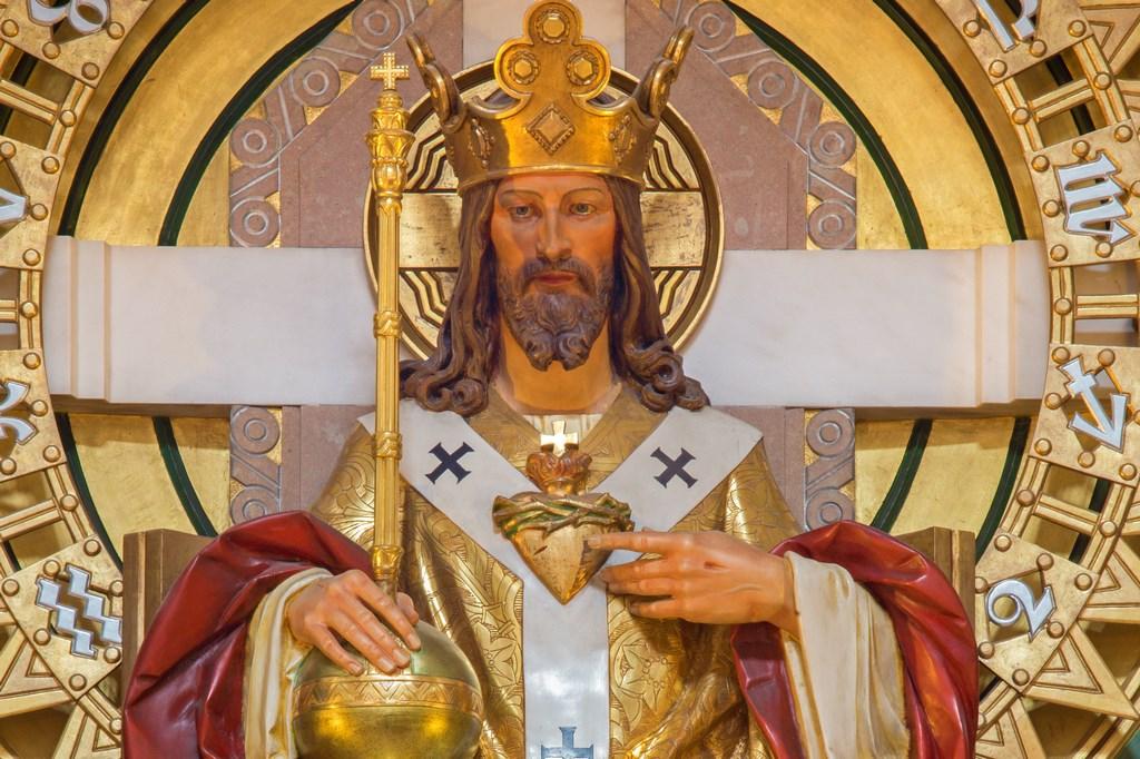 XXXIV Niedziela Zwykła – 25 listopada  2018 r. Jezusa Chrystusa Króla Wszechświata