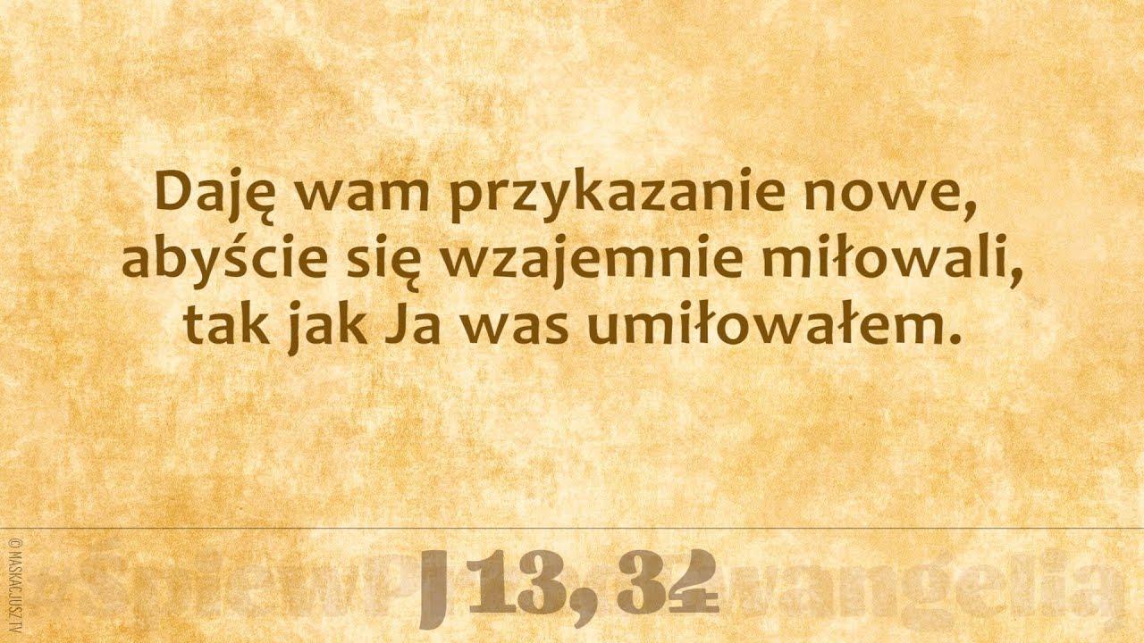 XXIV Niedziela Zwykła – 13 września 2020 r.