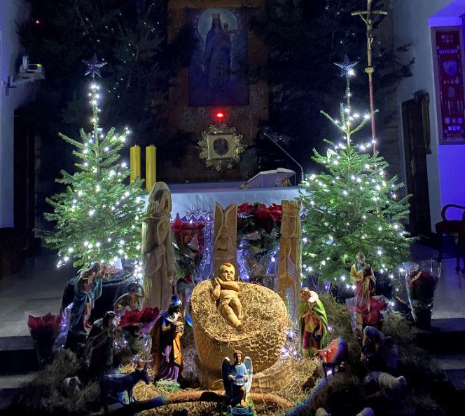 Życzenia Bożonarodzeniowe 2020 r.