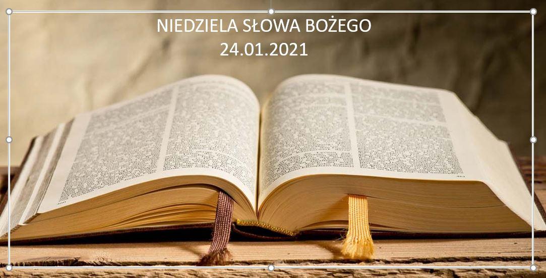 III Niedziela Zwykła – 24 stycznia 2021 r.