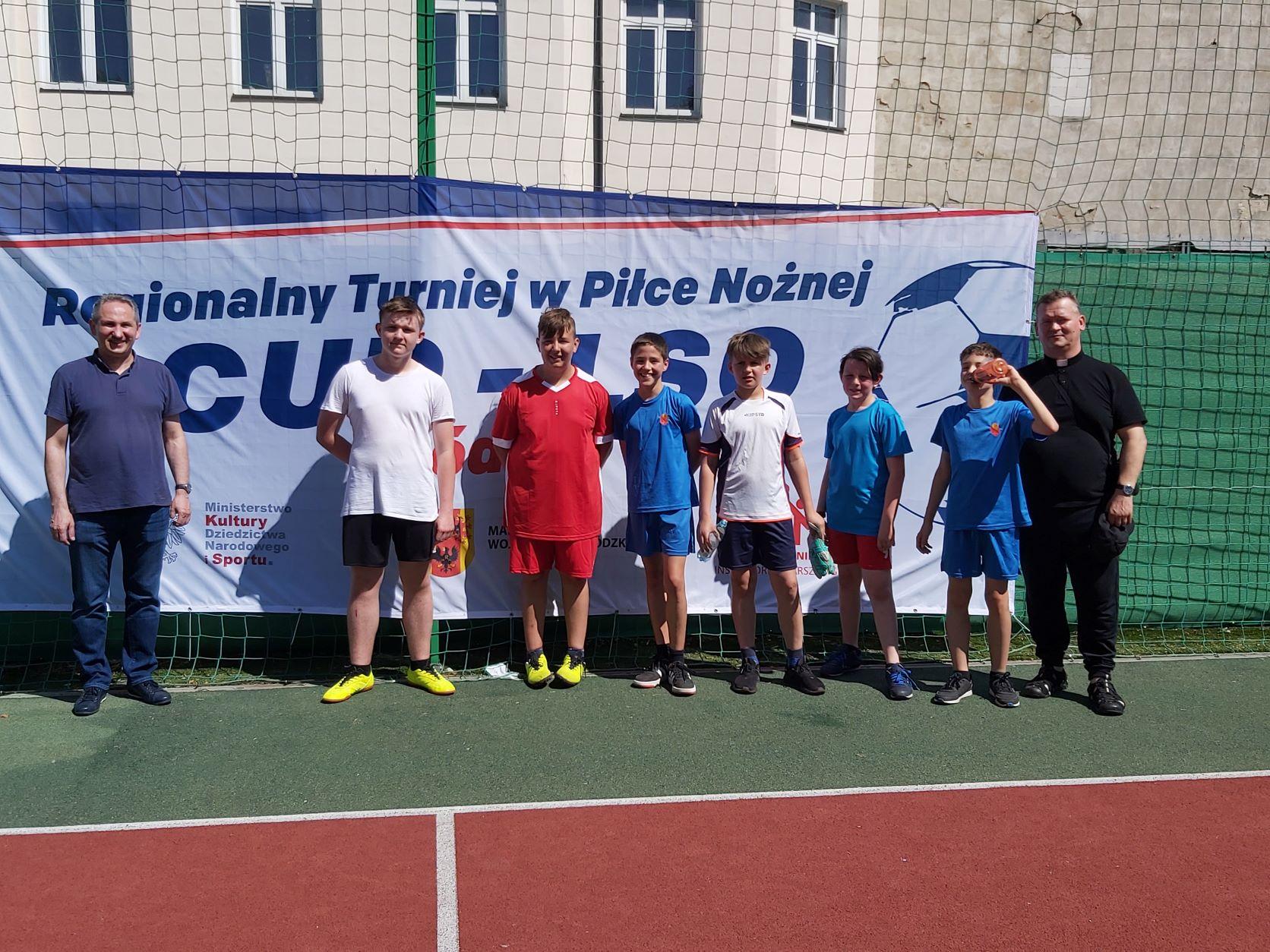Turniej CUP 2021 w Łodzi